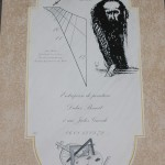 Cadran solaire du Tarn: Carmaux. Jules Basile