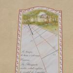 Cadran solaire Sainte-Gemme