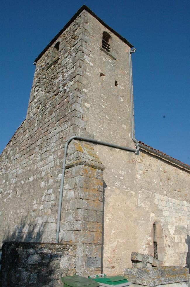 Eglise Alayrac