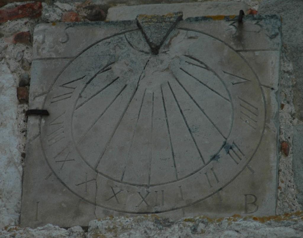 Cadran solaire Benoit Cadalen Tarn.