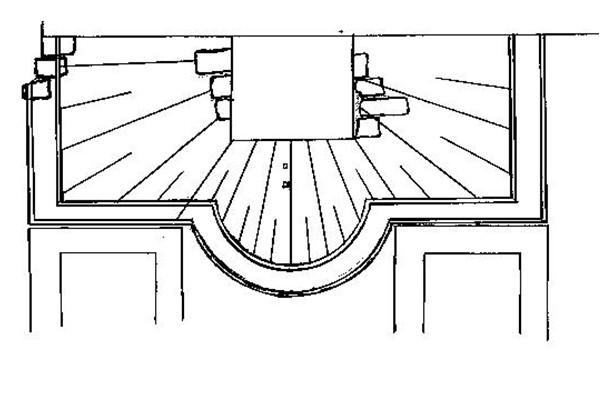 Cadran solaire restauration Benoit La-Chaise-Dieu Haute-Loire.