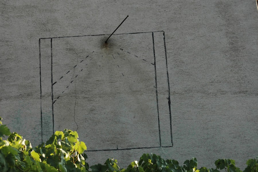 Cadran solaire Benoit Montredon-labessonnie Tarn.