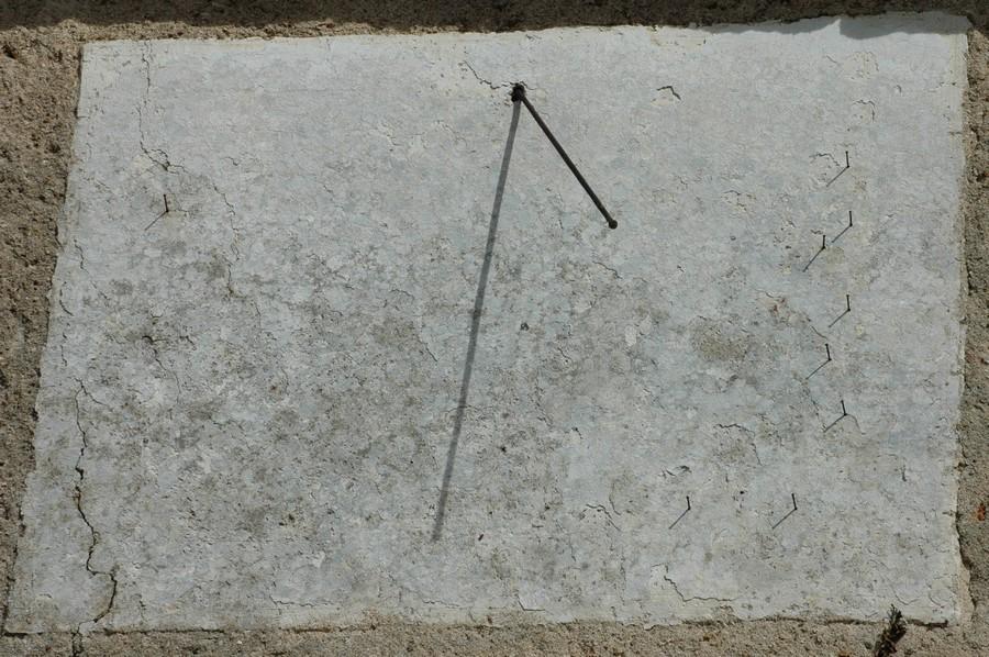 Cadran solaire Benoit Panens Tarn.