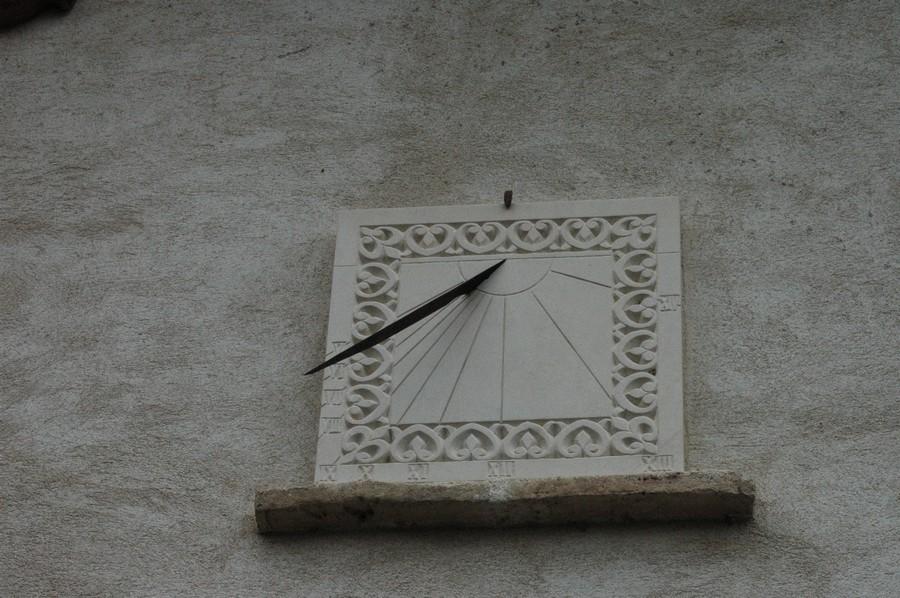 Cadran solaire Benoit Rabastens Tarn.