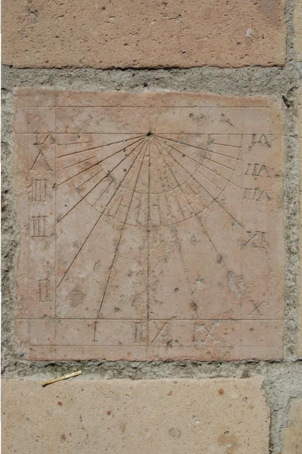 Cadran solaire Benoit Saint-Beauzile Tarn