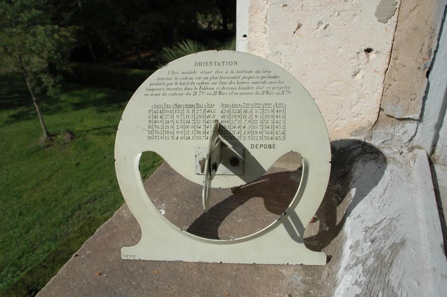 Cadran solaire Benoit Combefa Tarn