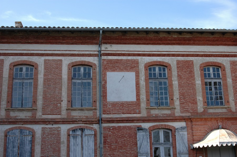 Cadran solaire Benoit Saint-Urcisse Tarn