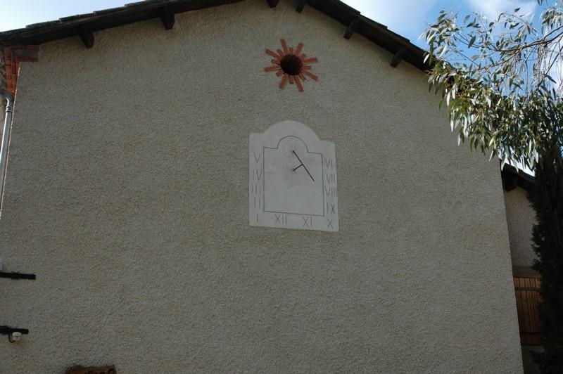 Cadran solaire Benoit Sainte-Gemme VersTarn.