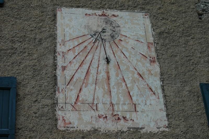 Cadran solaire Benoit VianeTarn.