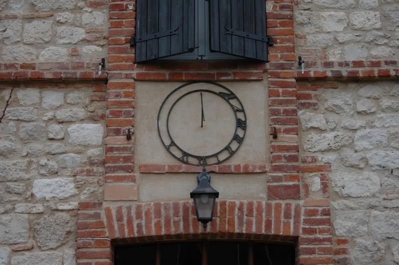 Cadran solaire Benoit VieuxTarn.