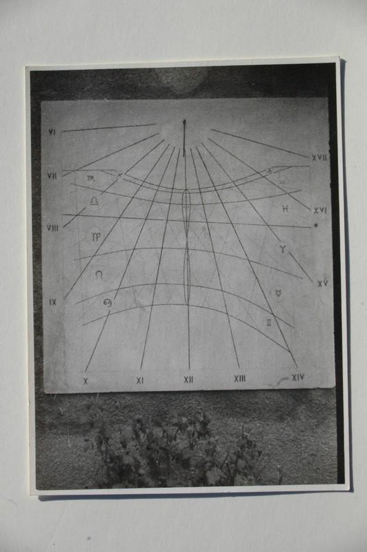 Cadran solaire Benoit RéalmontTarn