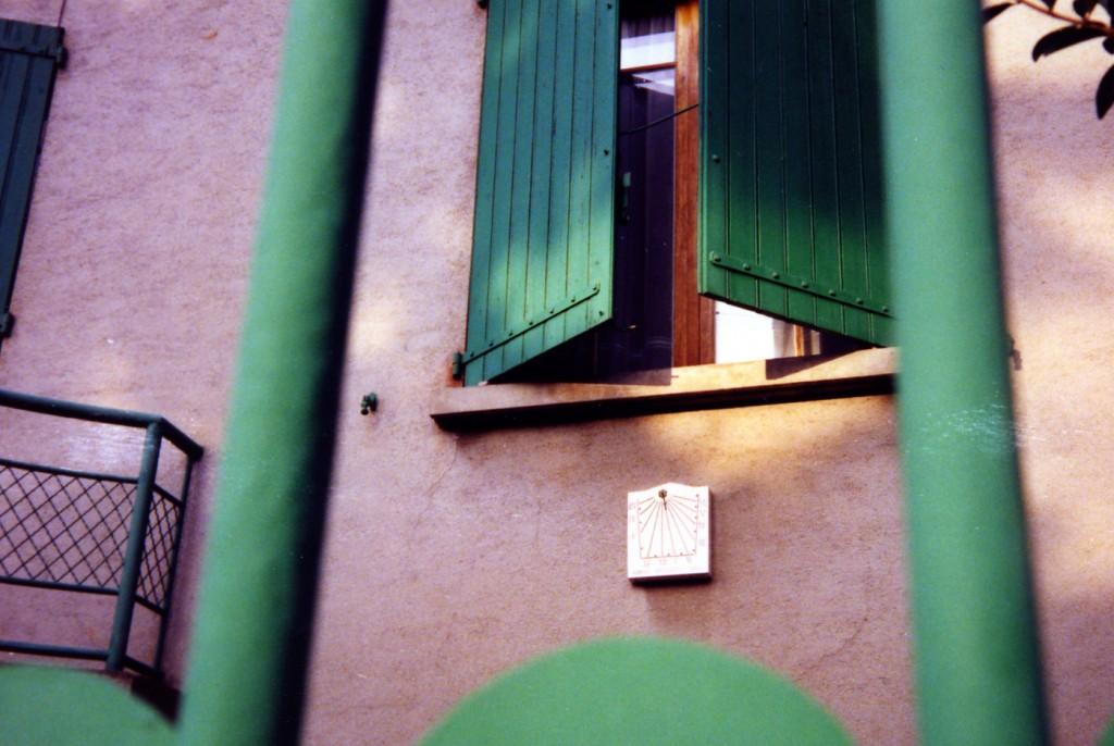 Cadran solaire Benoit Didier Aussillon Tarn.