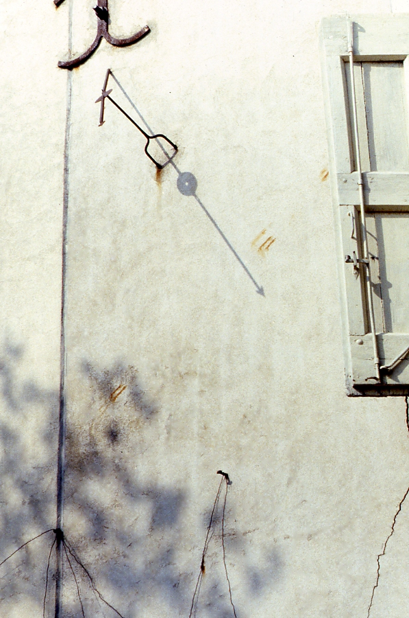 Cadran solaire Benoit Laboulbene Tarn.