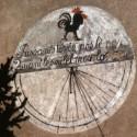 Cadran solaire Benoit Auvezines Tarn.