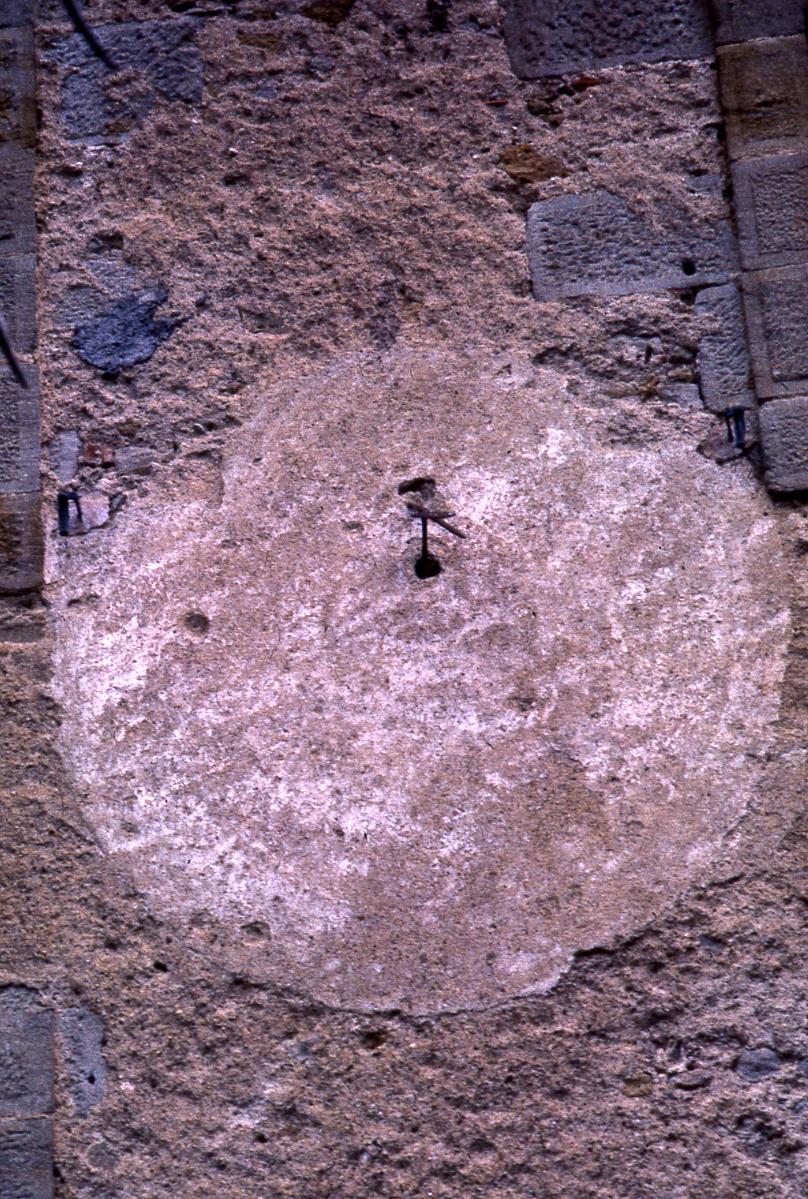 Cadran solaire Benoit Saint-Sernin-les-Lavaur Tarn.