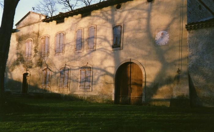 Cadran solaire Benoit Guitalens Tarn.